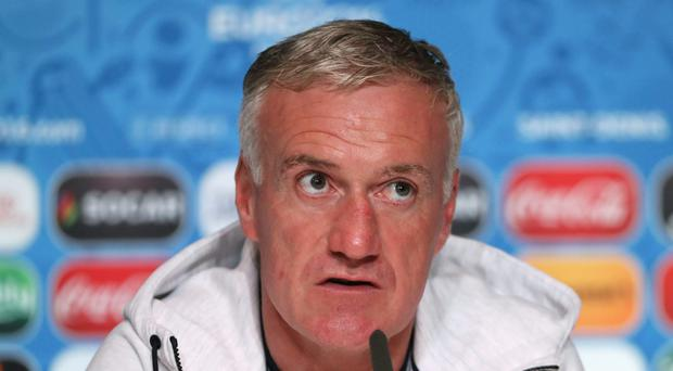 Can Didier Deschamps' France team end Iceland's Euro hopes?