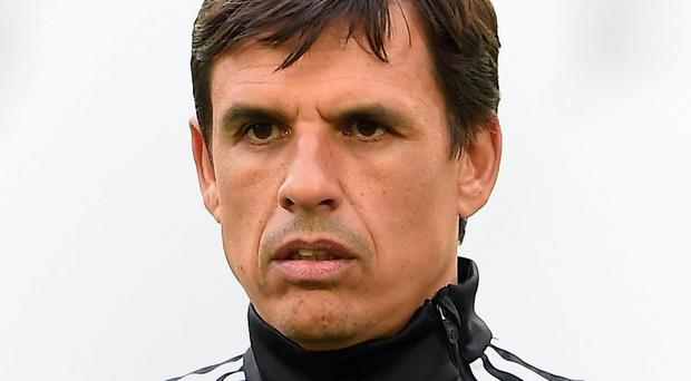 One wish: Chris Coleman wants three points as a birthday gift
