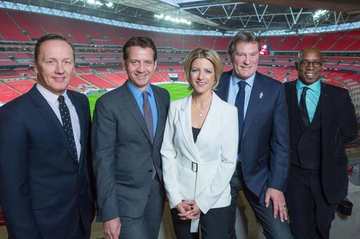 ITV five: You couldn't ask for a better presenting team... which is a shame