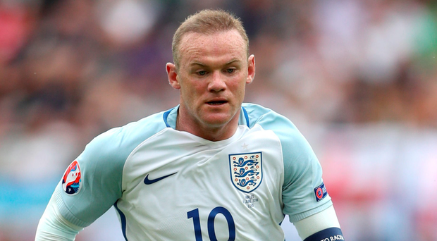 Pass master: Wayne Rooney has impressed in a midfield role