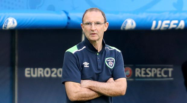 Martin O'Neill's Republic of Ireland need a victory over Italy to give them a realistic chance of progressing
