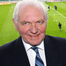 Irish FA President Jim Shaw