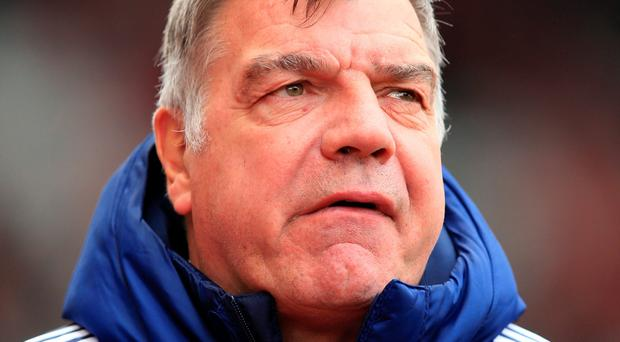 Home-grown: Sam Allardyce has the necessary experience for England job