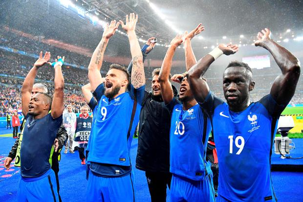 Euro 2016: France to go all out to beat Germany - Didier Deschamps