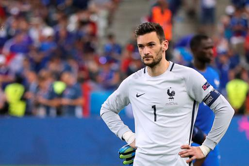 Ready to rebuild: Hugo Lloris