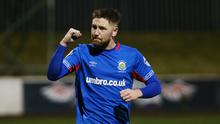 Mark Stafford has hailed fitness levels in the Irish League