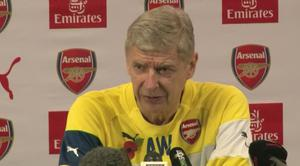 Leaking: Wenger worries about defensive record