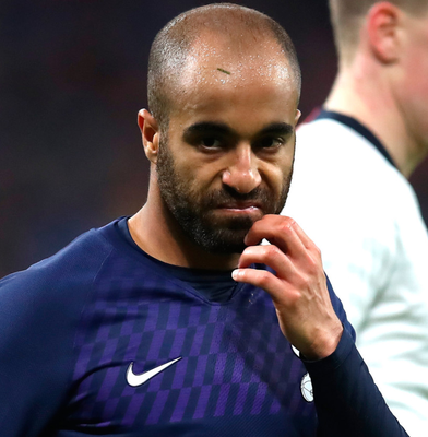 Strong belief: Spurs' Lucas Moura is ready for the fight