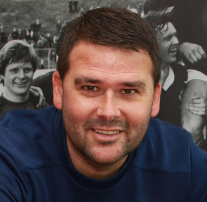 Clear head: David Healy wants Linfield to be in the correct mindset