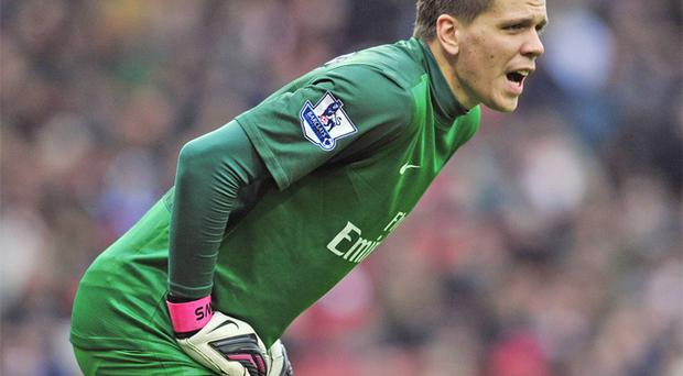 Wojciech Szczesny has been rested after 'playing so many games'