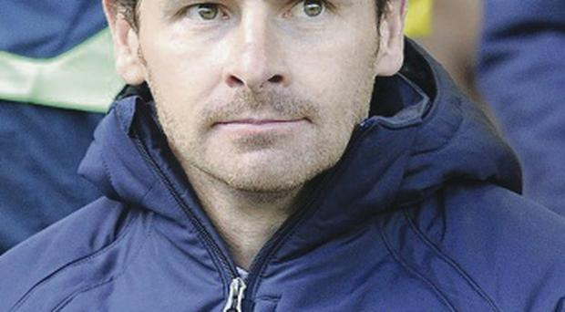 Hitting out: Andrew Villas-Boas has defended Lloris decision