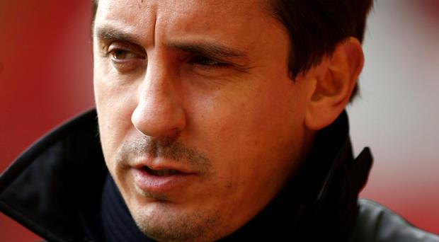Gary Neville is under pressure at Valencia