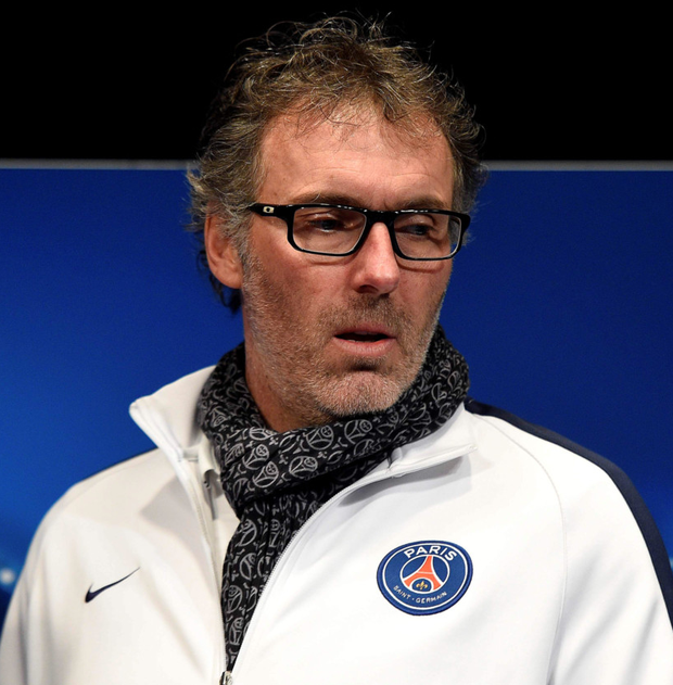 Furious: Laurent Blanc was a victim of Serge Aurier's jibes