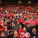 High demand: Liverpool fans are scrambling to get tickets for the final