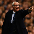 Different league: Foxes boss Claudio Ranieri insists Champions League has not been a damaging distraction
