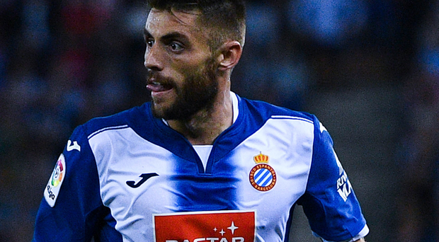 Belief: David Lopez believes Espanyol can spring a surprise