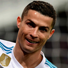 Goal trail: Cristiano Ronaldo scored in all six Real games