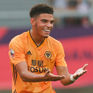 Step up: Morgan Gibbs-White is ready to make an impact
