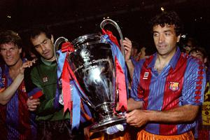 Barcelona have been champions of Europe