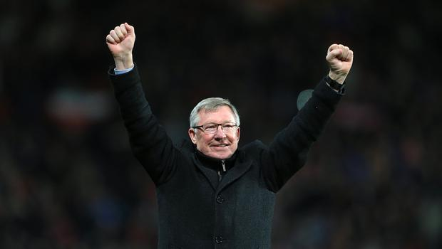 Sir Alex Ferguson is recovering after suffering a brain haemorrhage