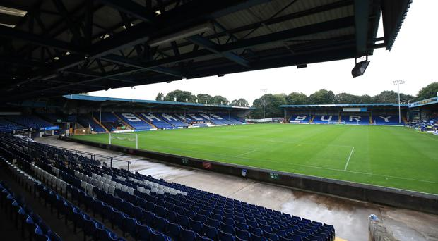 A winding-up petition against Bury has been adjourned (Peter Byrne/PA)