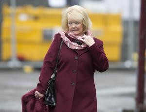 Ann Budge will fight relegation (PA)