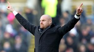 Burnley manager Sean Dyche has signed a new long-term contract (Richard Sellers/EMPICS Sport).