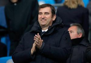 Ferran Soriano is the chief executive of the City Football Group which includes Manchester City but also Spanish side Girona and Belgian club Lommel (Martin Rickett/PA)