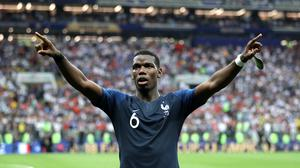Paul Pogba has told France to put their World Cup heroics behind them (Owen Humphreys/PA)