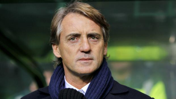 Roberto Mancini admits Italy had to work hard for their win (Richard Sellers/PA)