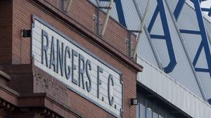 Rangers say their proposal was rejected by the SPFL as not competent (Jeff Holmes/PA)