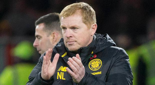 Celtic manager Neil Lennon pays tribute to reliable Jonny Hayes (Jeff Holmes/PA)