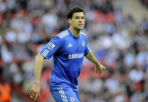 Michael Ballack bagged 17 times for Chelsea in four seasons at Stamford Bridge (Rebecca Naden/PA)