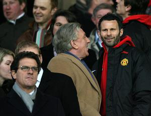 Fabio Capello has said Ryan Giggs has set an example of how footballers can help (PA)