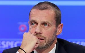 UEFA president Aleksander Ceferin has said rescheduling Euro 2020 will come at a high cost to his organisation (Niall Carson/PA)