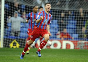 Darren Ambrose spent three seasons at Crystal Palace and helped them avoid relegation from the Championship during the 2009-10 season (Rebecca Naden/PA)