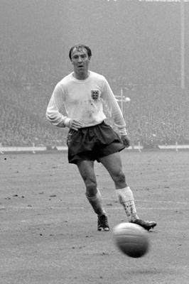 Greaves scored 44 goals in 57 appearances for England (PA)