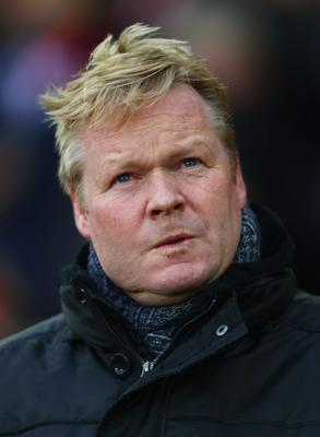 Ronald Koeman has learned Toby Alderweireld will miss up to four weeks with a hamstring strain