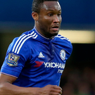 Eastern promise: John Obi Mikel is joining Oscar in China