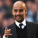 Aim higher: Pep Guardiola accepts City have to do better