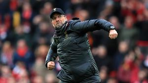 Jurgen Klopp has guided Liverpool back to the semi-finals of the Champions League (Peter Byrne/PA)