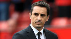 Gary Neville has warned that the EFL is facing a serious problem (Mike Egerton/PA)