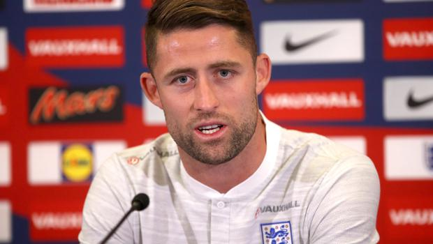 Gary Cahill missed out on an England call-up for two matches in March