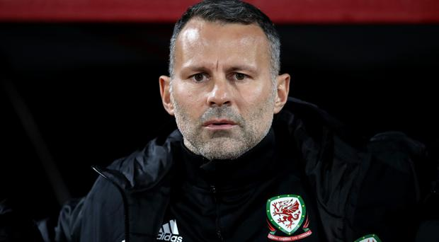 Manager Ryan Giggs has defended Wales' medical department following a row with brain injury charity Headway (Adam Davy/PA)