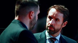 England manager Gareth Southgate during the UEFA Nations League 2020/21 draw (Adam Davy/PA)