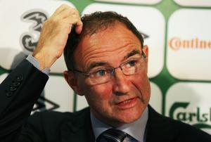 Martin O'Neill is well aware of the subtle politics of international management, playing the statesman as much as team boss