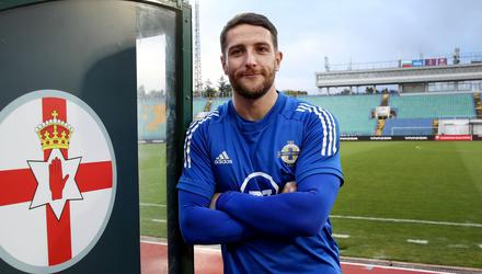 Goal hungry: Conor Washington knows Northern Ireland must take their chances
