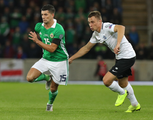 Northern Ireland haven't played since their defeat to Germany in November and may face an extended wait to return to action.