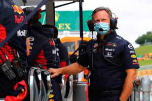 Christian Horner. Photo: Getty Images