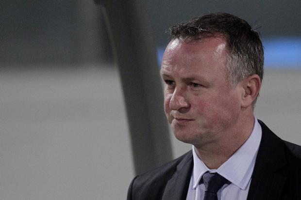 Sammy McIlroy believes Michael O'Neill (pictured) will finally start to win games